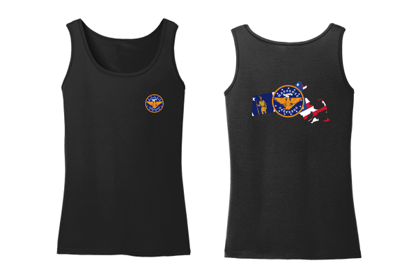 Masshole Vets Ladies Tank