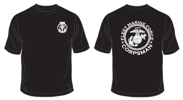 Fleet Marine Force Corpsman EGA Shirt