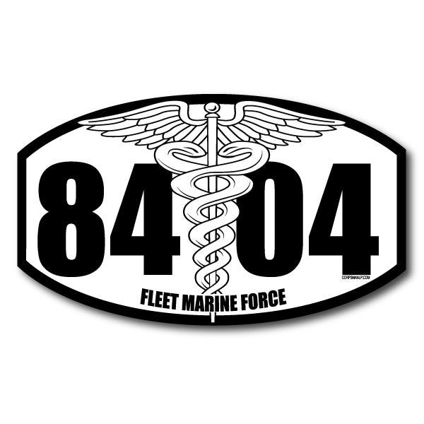 8404 fleet marine force sticker