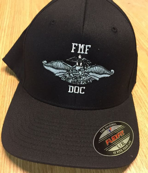 FMF doc fitted baseball hat