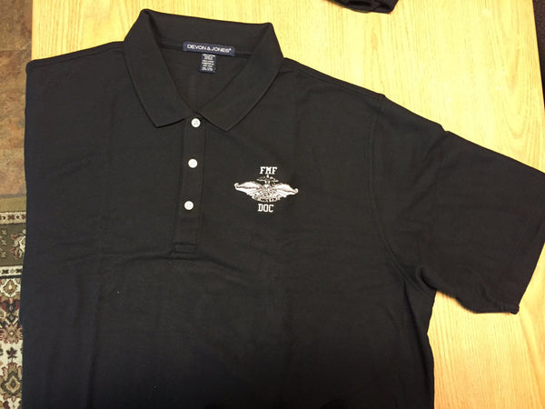 FMF Doc polo shirt