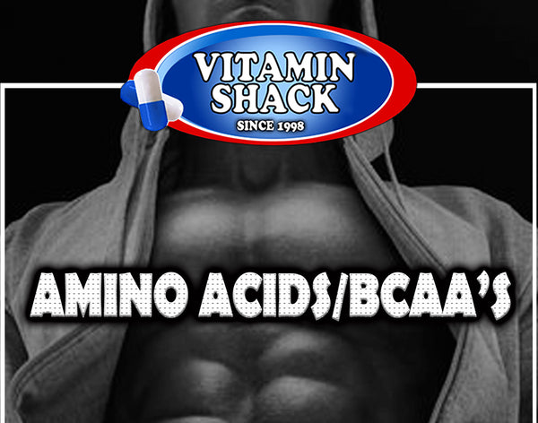 Amino Acids BCAA powder mix at Vitamin Shack. Lowest prices, top sellers