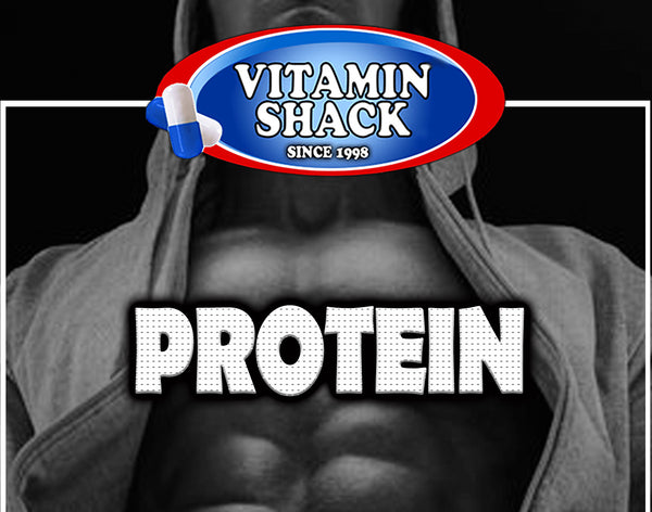 Vitamin Shack top brand proteins on sale
