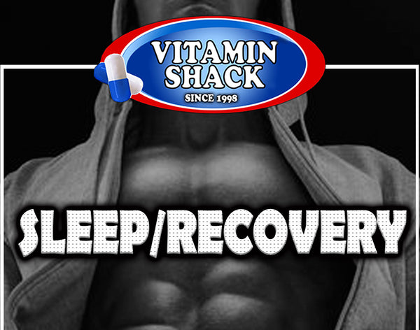 Sleep and recovery products at Vitamin Shack. Lowest prices on sleep supplements