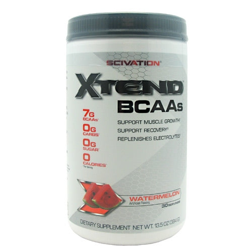 Scivation Xtend - Watermelon Madness - 30 Servings - 181030000236