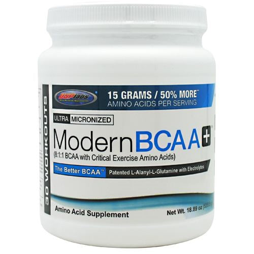 USP Labs Modern BCAA+ - Grape Bubblegum - 30 Servings - 094922447524