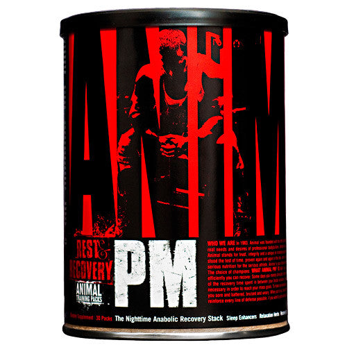 Universal Nutrition Animal PM - 30 ea - 039442030559