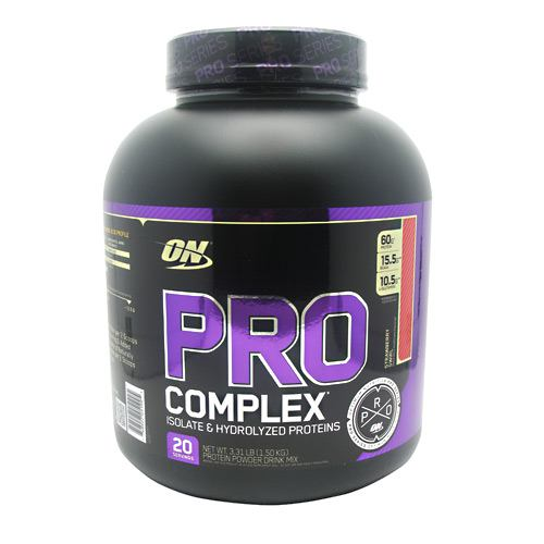 Optimum Nutrition Pro Complex - Strawberry Swirl - 3.31 lb - 748927051995
