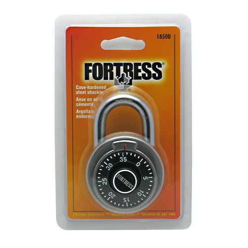 Master Lock Combination Lock - 1 ea - 071649015618
