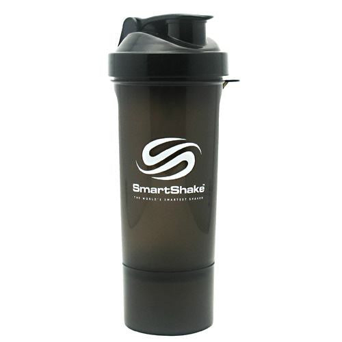 Smart Shake Slim Shaker Cup - Gunsmoke - 17 oz - 7350057182000