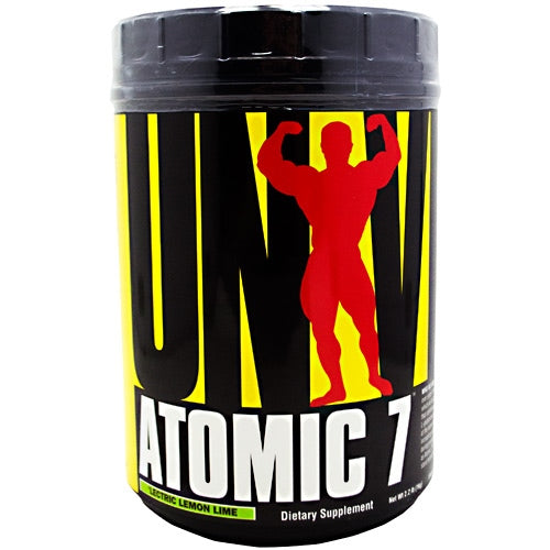 Universal Nutrition Atomic 7 - Lectric Lemon Lime - 2.2 lb - 039442052476
