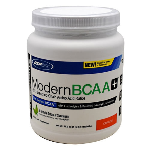 USP Labs Modern BCAA+ - Orange - 30 Servings - 094922462978