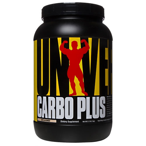 Universal Nutrition Carbo Plus - Natural Flavor - 2.2 lb - 039442011213