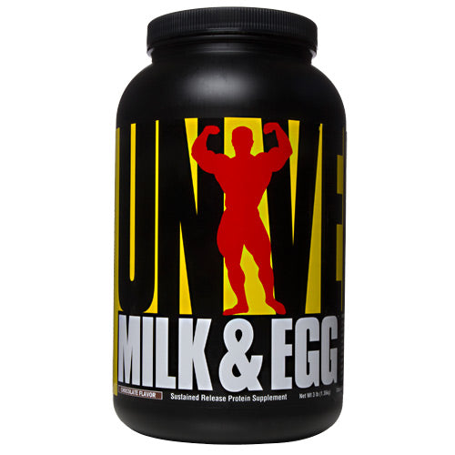 Universal Nutrition Milk & Egg - Chocolate - 3 lb - 039442010339
