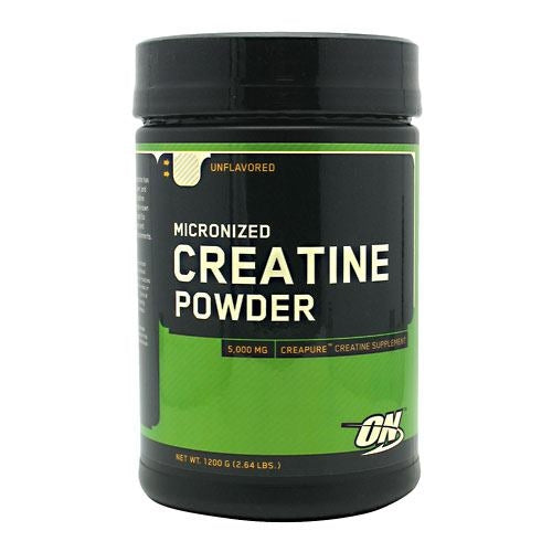 Optimum Nutrition Micronized Creatine Powder - Unflavored - 1200 g - 748927025743