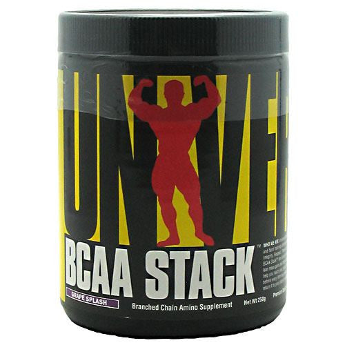 Universal Nutrition BCAA Stack - Grape - 250 g - 039442051530