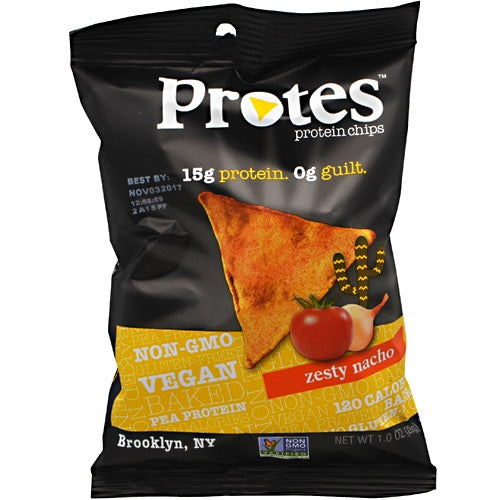 Protes Protein Chips - Zesty Nacho - 24 ea - 10859204006038