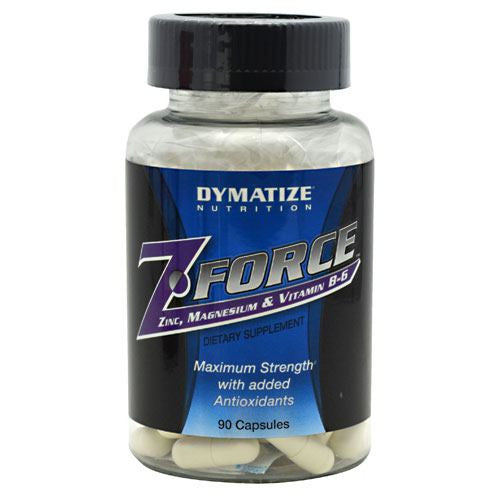 Dymatize Elite Z-Force - 90 Capsules - 705016379019
