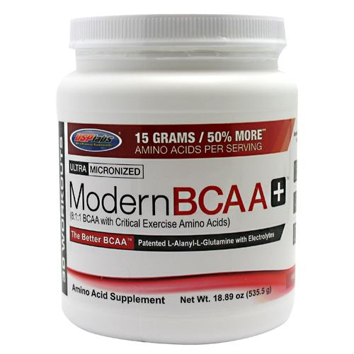 USP Labs Modern BCAA+ - Fruit Punch - 30 Servings - 094922423603