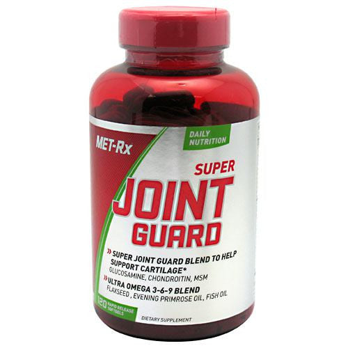 MET-Rx Super Joint Guard - 120 Capsules - 786560173612