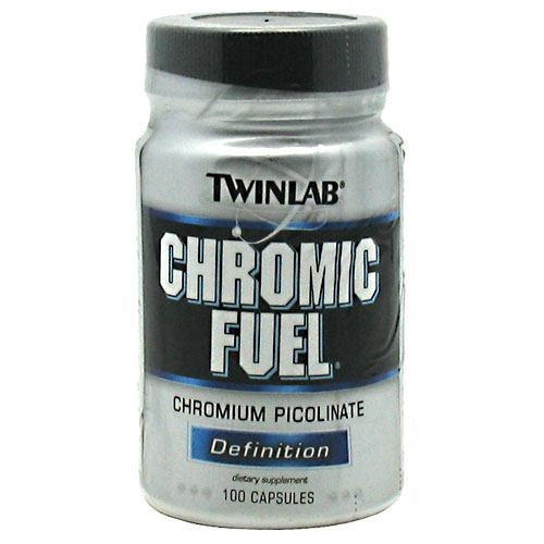TwinLab Definition Chromic Fuel - 100 Capsules - 027434001960