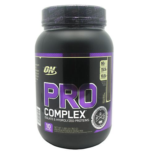 Optimum Nutrition Pro Complex - Rich Milk Chocolate - 1.68 lb - 748927052039