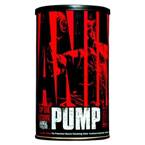 Universal Nutrition Animal Pump - 30 ea - 039442030542