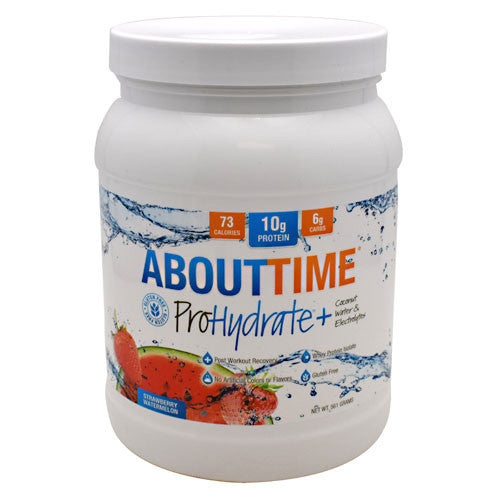SDC Nutrition About Time ProHydrate - Strawberry Watermelon - 30 Servings - 814577021449