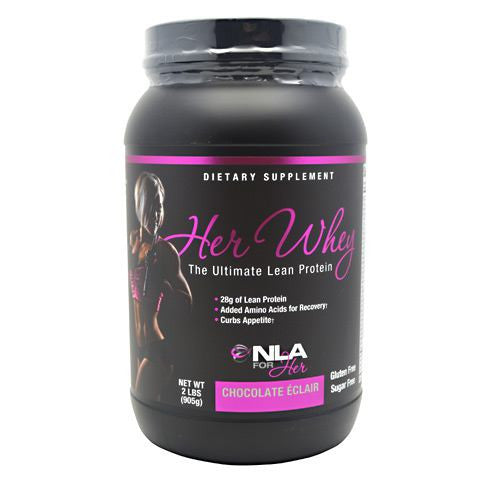 NLA For Her Her Whey - Chocolate Eclair - 2 lb - 700220840478