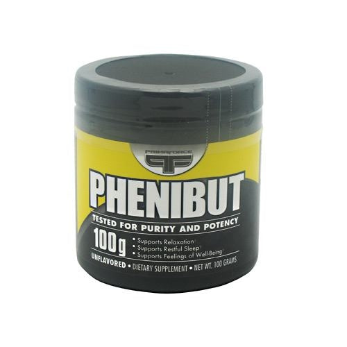 Primaforce Phenibut - 100 g - 811445020337