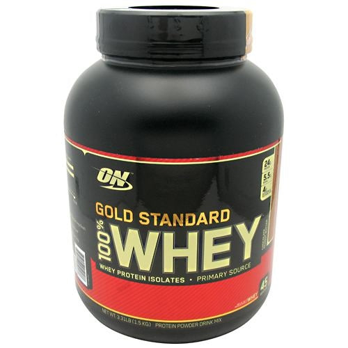 Optimum Nutrition Gold Standard 100% Whey - Chocolate Peanut Butter - 3 lb - 748927050578