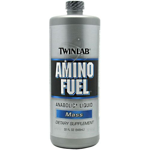 TwinLab Mass Amino Fuel - 32 oz - 027434016049