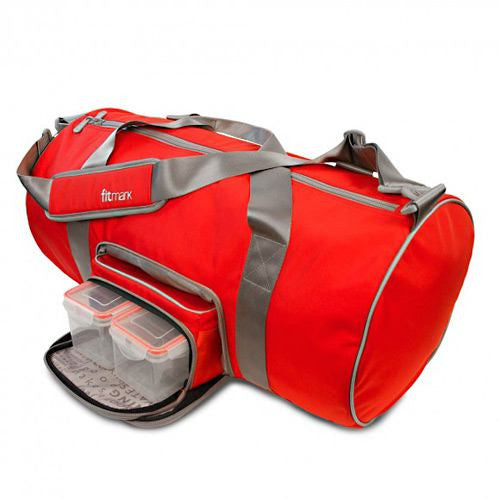 Fitmark Transporter Dufflebag - Red - 1 ea - 851025004661