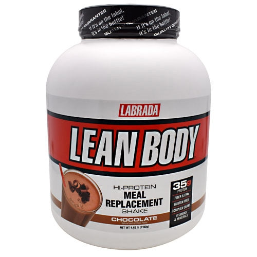 Labrada Nutrition Lean Body Lean Body - Chocolate - 30 Servings - 710779113473