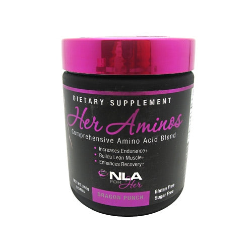 NLA For Her Her Aminos - Dragon Punch - 30 Servings - 701385375652