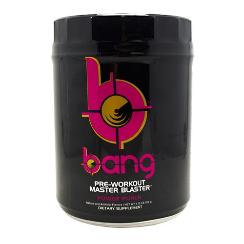 VPX Bang Pre-Workout Master Blaster - Power Punch - 20 Servings - 610764863195