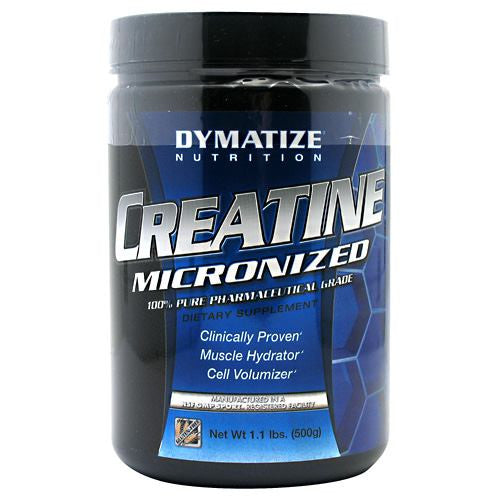 Dymatize Micronized Creatine - Unflavored - 500 g - 705016205004