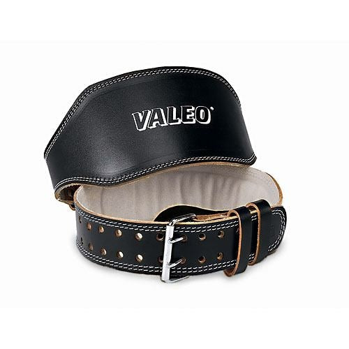 Valeo Lthr Lftng Belt Blk 6in - Valeo Lthr Lftng Belt Blk 6in - 736097619053