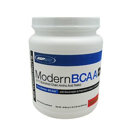 USP Labs Modern BCAA+ - Cherry Limeade - 30 Servings - 094922013941