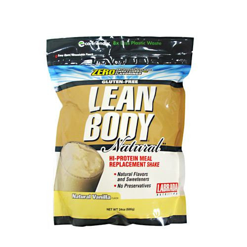 Labrada Nutrition Lean Body Natural - Natural Vanilla - 24 oz - 710779112964