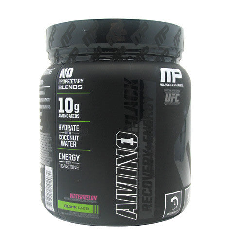 Muscle Pharm Black Series Amino1 Black - Watermelon - 13.54 oz - 748252102072