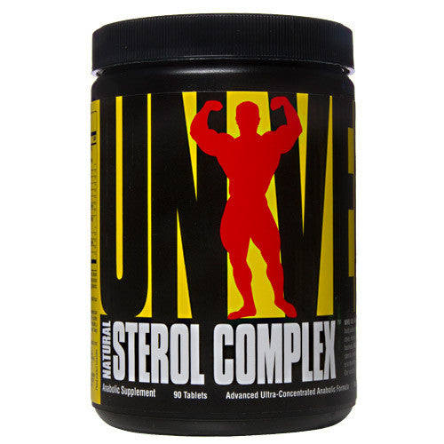 Universal Nutrition Natural Sterol Complex - 90 Tablets - 039442043917