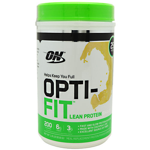 Optimum Nutrition Opti-Fit - Vanilla - 16 Servings - 748927055207