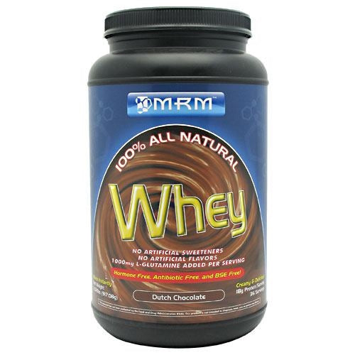 MRM Whey - Dutch Chocolate - 2.02 lb - 609492720047