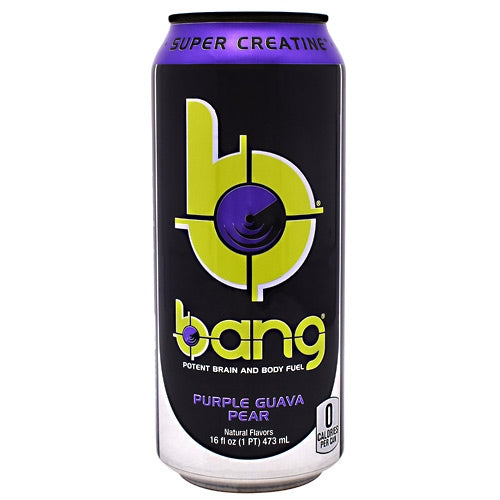 VPX Bang - Purple Guava Pear - 12 Cans - 610764863126