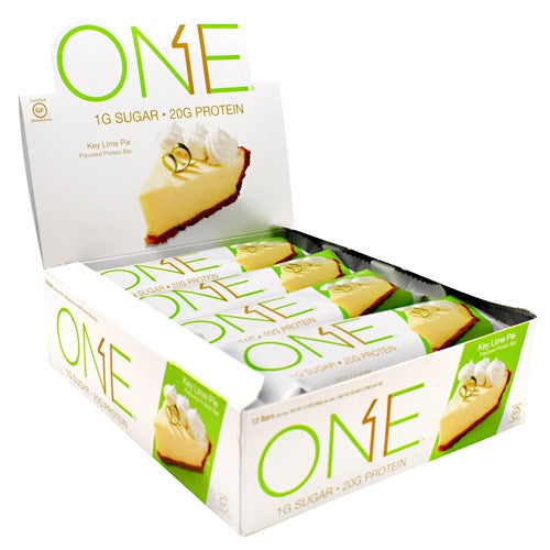 ISS OhYeah! One Bar - Key Lime Pie - 12 Bars - 788434106481