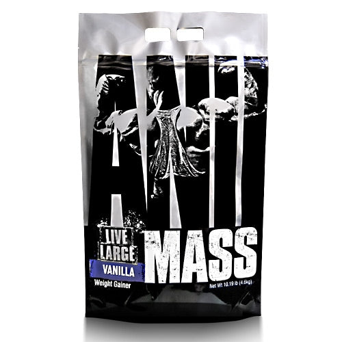 Universal Nutrition Animal Mass - Vanilla - 28 ea - 039442031853