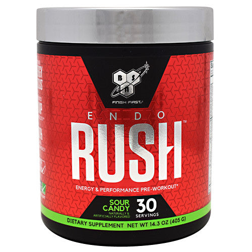 BSN Endorush - Sour Candy - 30 Servings - 834266007660