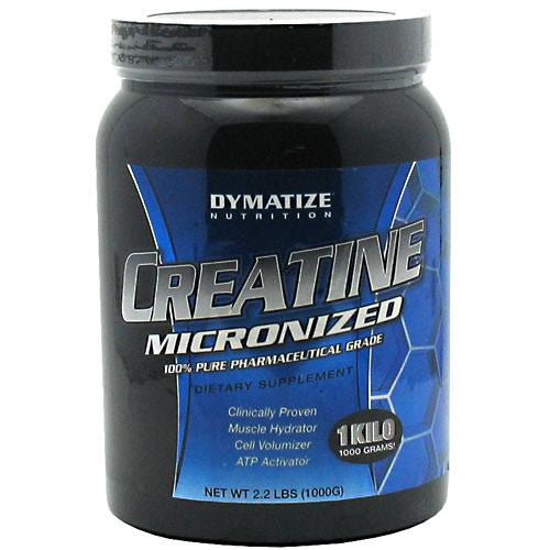 Dymatize Micronized Creatine - Unflavored - 1000 g - 705016110001