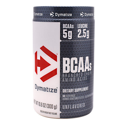 Dymatize BCAA Complex 5050 - Unflavored - 300 g - 705016383016